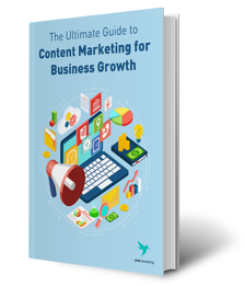 Ultimate Guide to Content Marketing for Business Growth ebook
