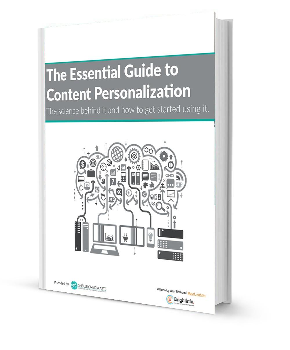 THE ESSENTIAL GUIDE TO CONTENT PERSONALIZATION